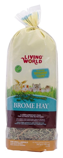 Living World Brome Hay