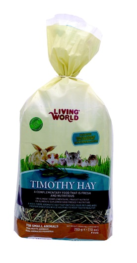 Living World Timothy Hay
