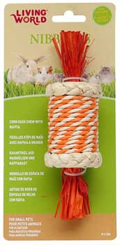 Nibblers Candy Corn Husk Chew