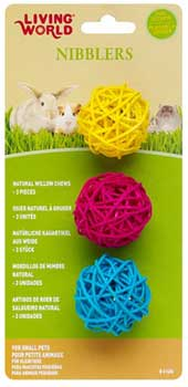 Nibblers Willow Chew Balls