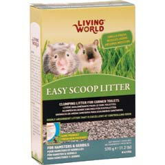 Living World Easy Scoop Litter
