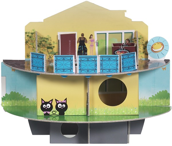 Habitrail OVO Doll House Insert