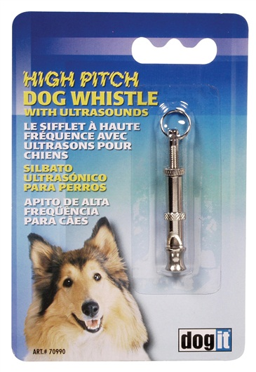 Dogit Silent Dog Whistle