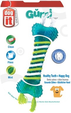 Gumi Dental Dog Toy Floss