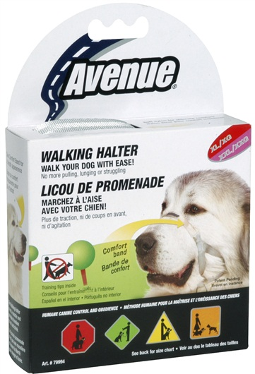 Avenue Walking Halter Large/Xlarge