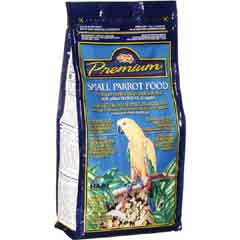 Living World Premium Small Parrot Mix