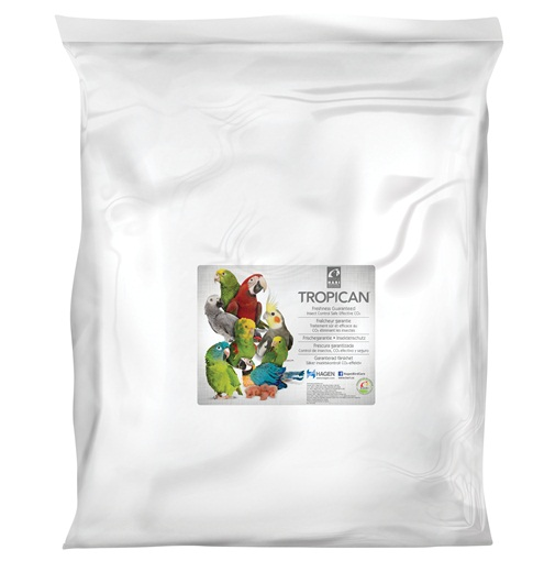 Tropican High Performance Granules for Parrots