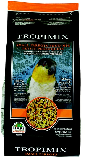 Tropimix Small Parrot Mix