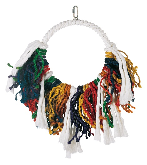 L/W Junglewood Jumbo Rope Dream Catcher