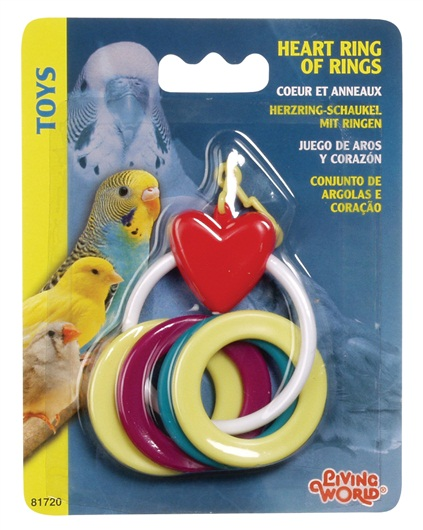 Living World Heart Ring of Rings