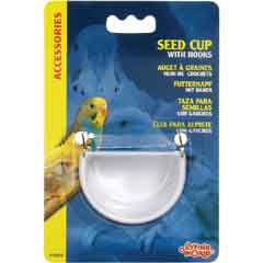 L/W Seed Cup with Metal Hook (Large)