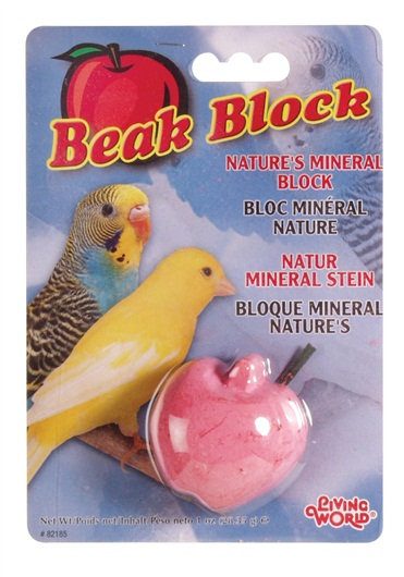 Beak/Claw Maintenance
