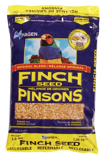 Finch Staple VME Seeds