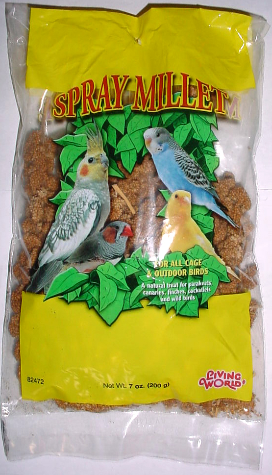 Living World Spray Millet