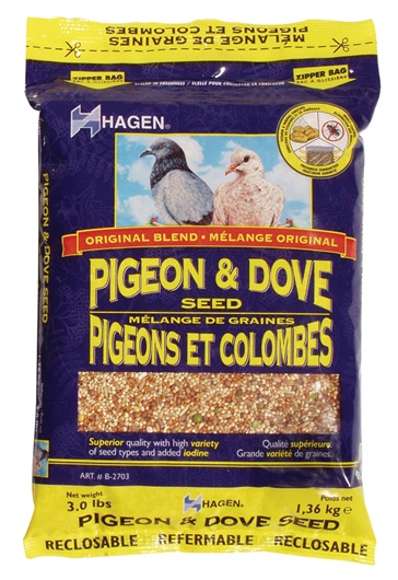 Pigeon and Dove VME Seeds Mix