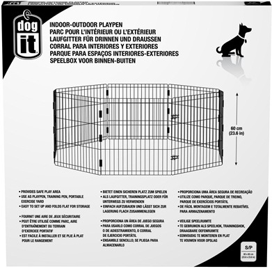 Dogit Outdoor Playpen