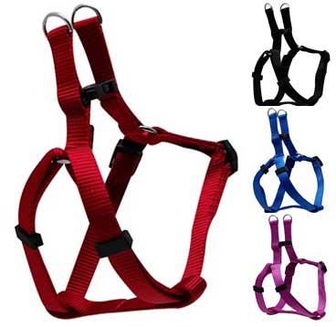 Dogit Adjustable Step-in Dog Harness Small