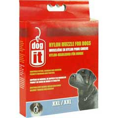 Dogit Nylon Dog Muzzles