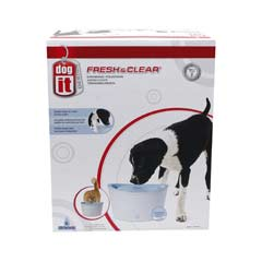 Dogit Fresh & Clear Dog Drinking Fountain