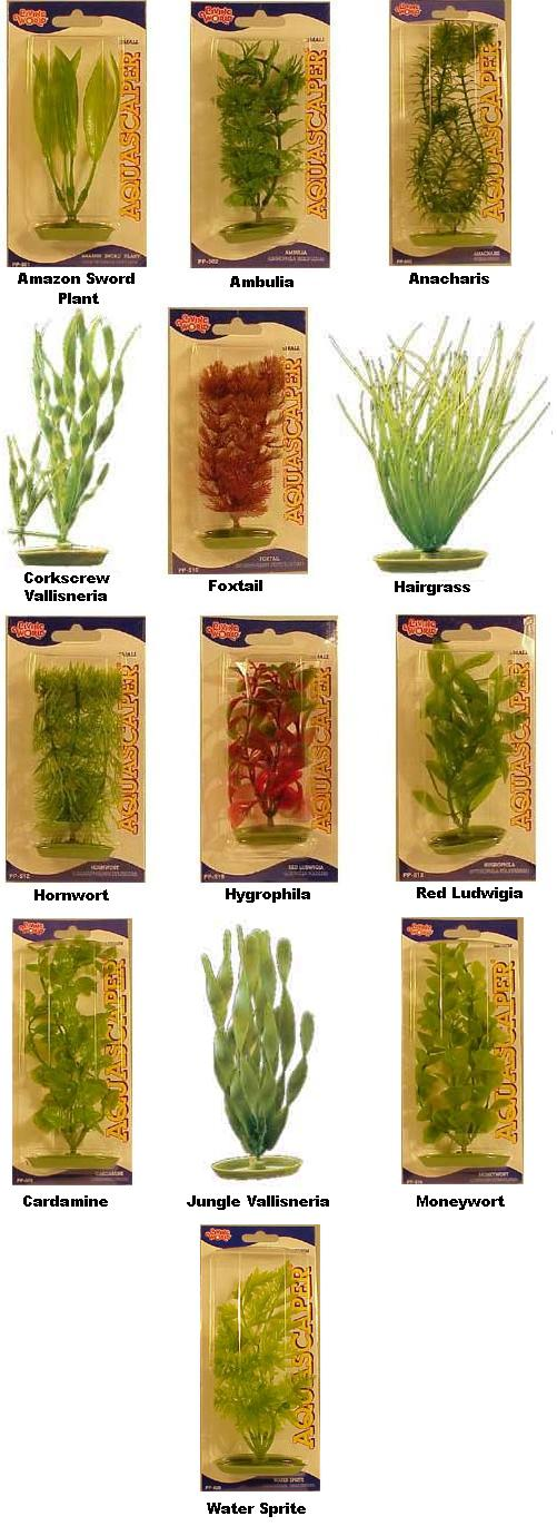 Marina Aquascaper Plants (Medium)