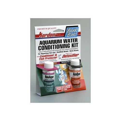 AmQuel & NovAqua Water Conditioner Kit