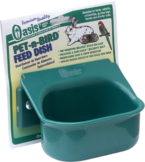 Pet-N-Bird Feed Cup
