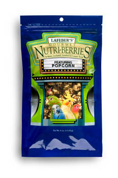 Popcorn Nutri-Berries for Cockatiels