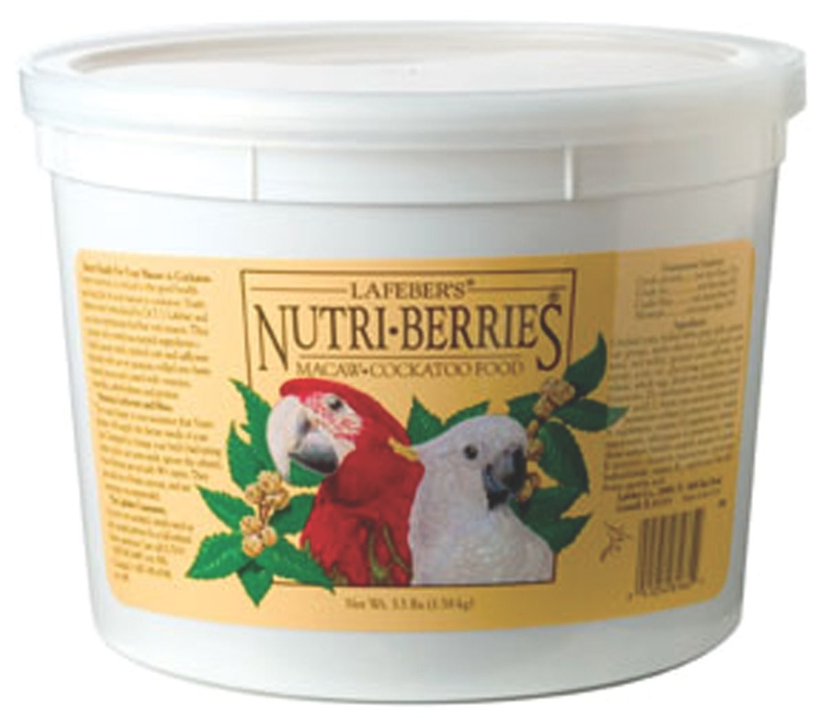 Classic Nutri-Berries for Macaw