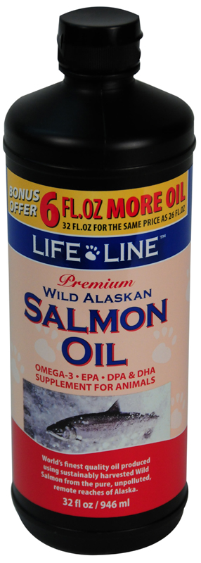 Wild Salmon Oil by Life Line