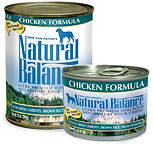 Chicken Formula Canned Dog Food
