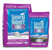 Indoor Cat Formula Dry