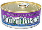 Indoor Cat Formula Canned