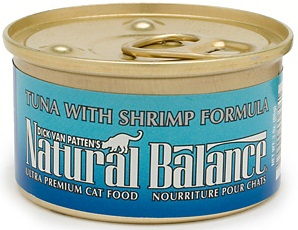Tuna with Shrimp Cat Canned