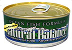 Ocean Fish Cat Canned