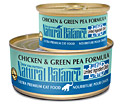 Chicken & Green Pea Cat Canned