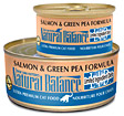 Salmon & Green Pea Cat Canned