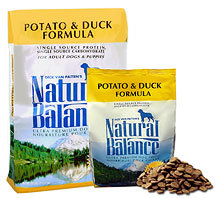 Potato & Duck Dry Dog Food