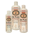 DeFlea Pet Shampoo by Natural Chemistry