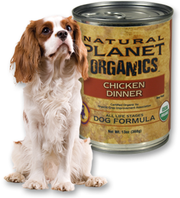 Chicken Dinner Canned Formula