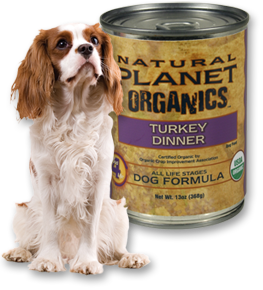 Turkey Dinner Canned Formula