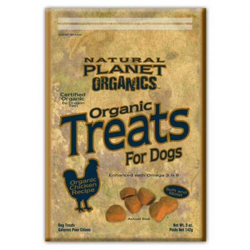 Natural Planet Organics Treats