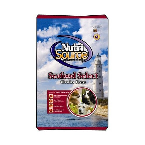 Seafood Select Grain Free Salmon Dog Food