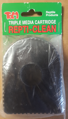 Repti-Clean Submersible Filter Replacement Cartridge