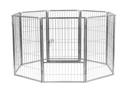 courtyard kennel by precision pet - Precision Pet Products