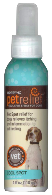 Pet Relief Cool Spot Spray for Dogs