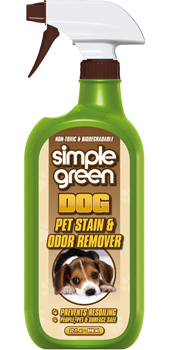 Dog Pet Stain & Odor Remover
