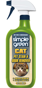 Cat Pet Stain & Odor Remover