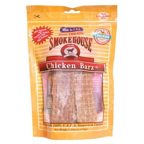 Smokehouse Chicken Barz (Made in the USA)