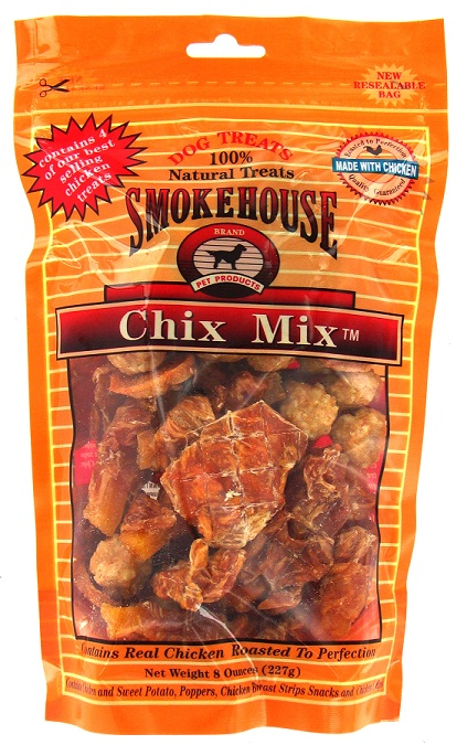 Smokehouse Chix Mix