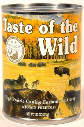 High Prairie Formula Bison & Venison (Canned)